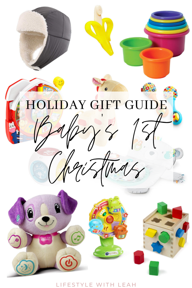 Holiday Gift Guide Baby's 1st Christmas