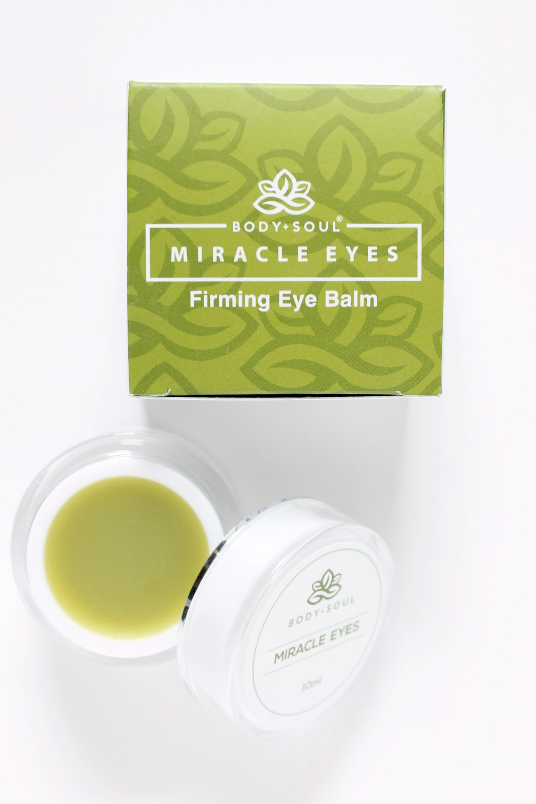 miracle eyes body and soul