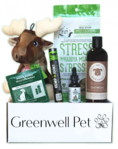 wellness subscription box for dogs
