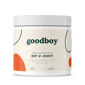 dog hip and joint formula