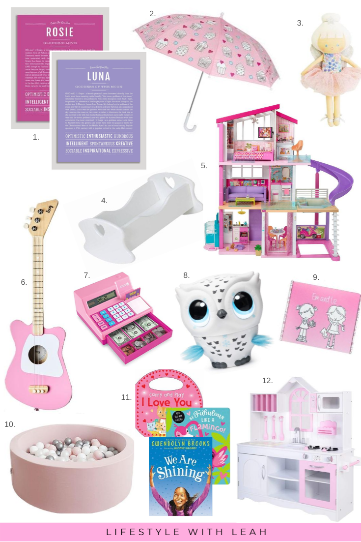 Birthday Gifts for Little Girls