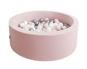 Pink Ball Pit Birthday Gift for Girls