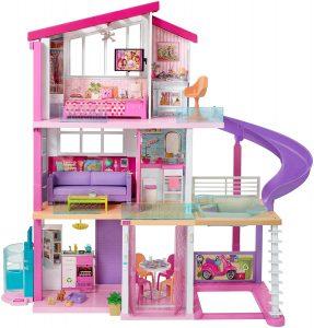 Barbie Dreamhouse birthday gift for girls