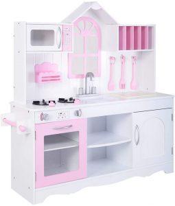 Play Kitchen Little Girl Birthday Gift